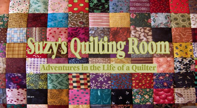 Suzy's Quilting Room