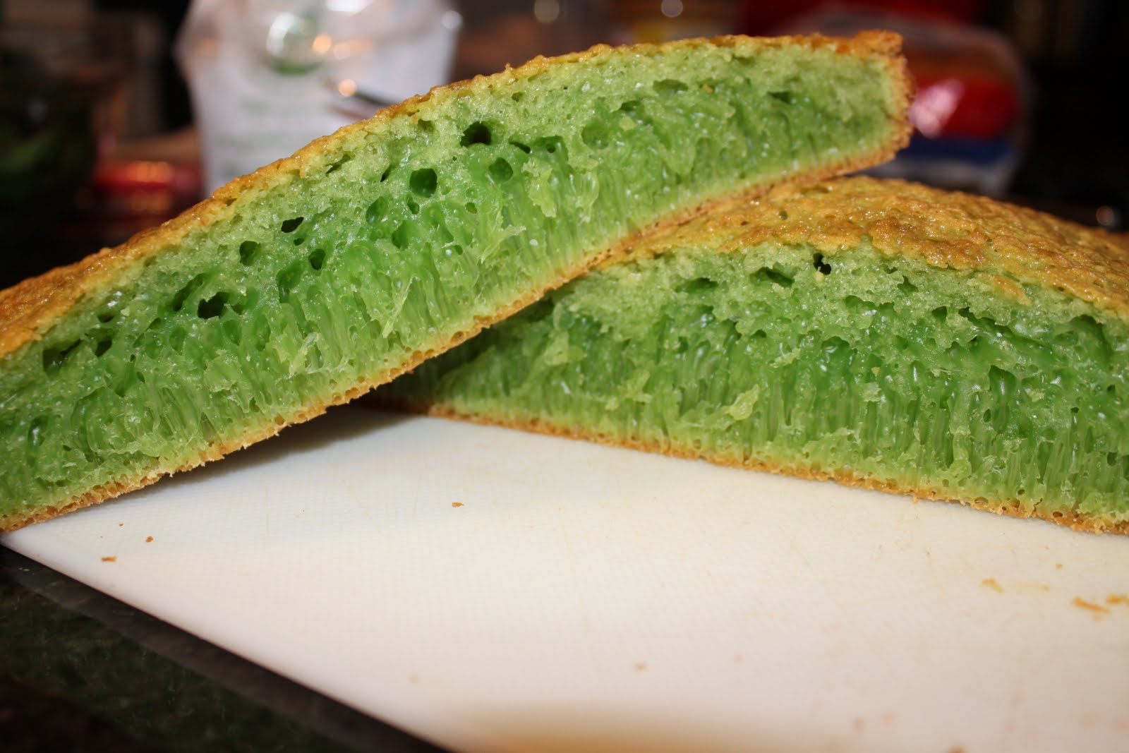 had a craving for a pandan dessert so I decided to make Vietnamese    Vietnamese Dessert Recipes