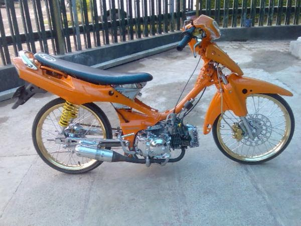 Shogun Orange | MOTOR SPORT