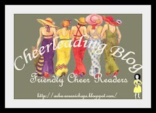 Friendly cheer readers blog Award