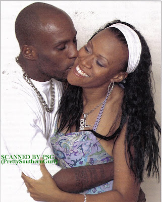 Tashera and DMX in happier times