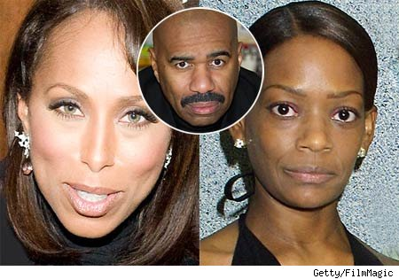 Well, Marjorie Harvey caught wind of this claim and has hired a lawyer