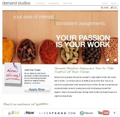 Demand Studios.com