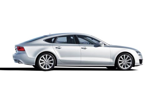 auto blog audi a7 sportback luxury sport car. Black Bedroom Furniture Sets. Home Design Ideas