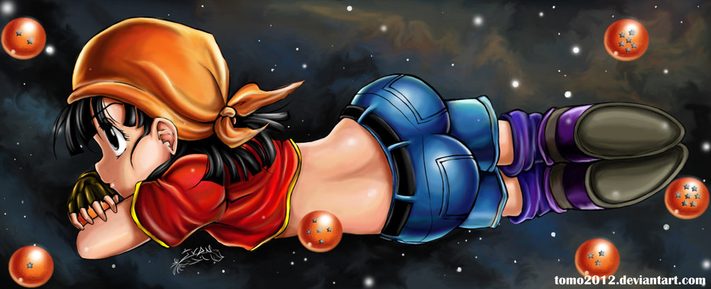 from Izaiah pan de dragon ball gt desnuda