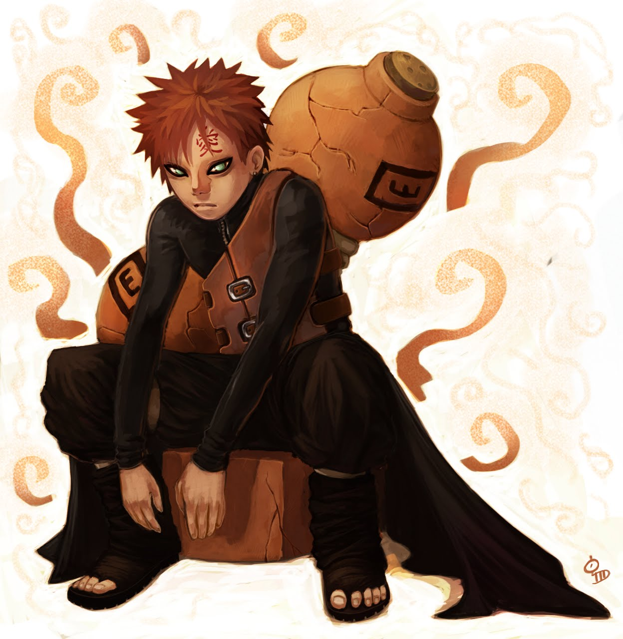 High Quality Wallpaper: Gaara Best Wallpapers