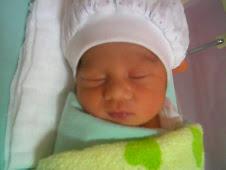 Usia Ajeem 1 Hari (30hb June 2009) 2.41kg