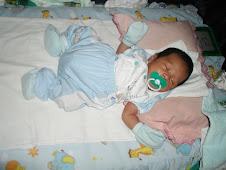 Usia Ajeem 1 bulan 3kg