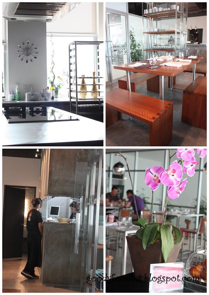 Goodyfoodies nathalie 39 s gourmet studio solaris dutamas for Cuisine gourmet by nathalie