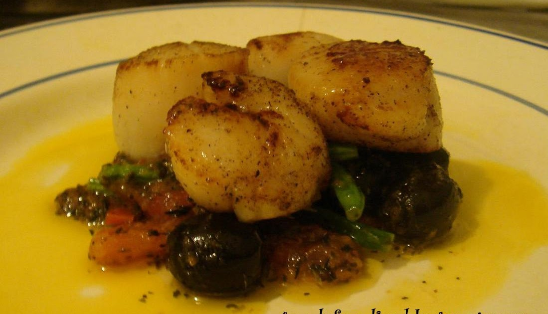 Hell S Kitchen Recipes Scallops