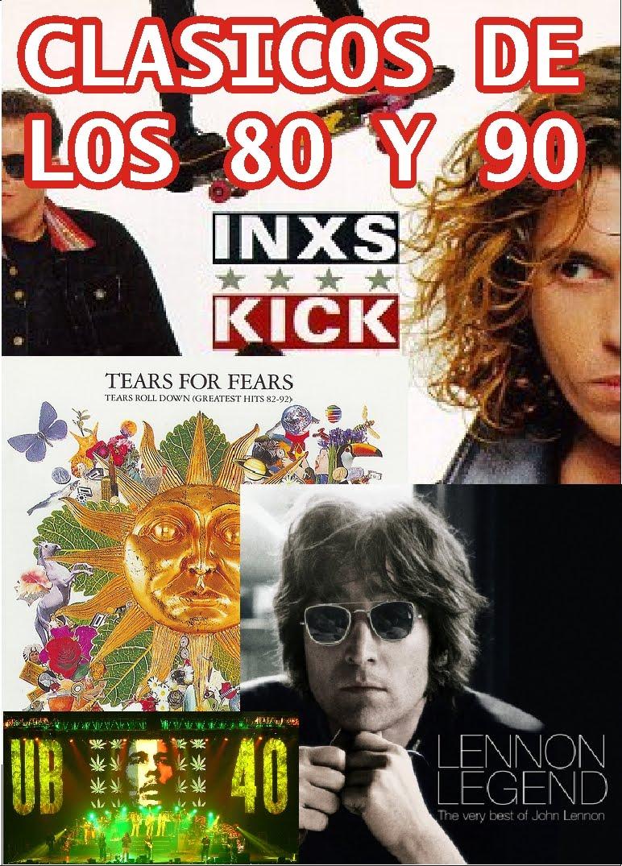 Clasicos de los 80 y 90 latinoserialo