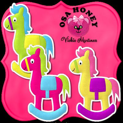 http://lacuevadelaosahoney.blogspot.com/2009/04/stickers-horse.html