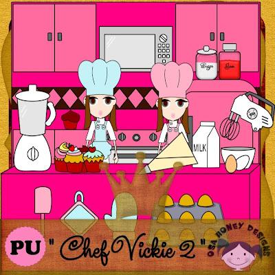 http://lacuevadelaosahoney.blogspot.com/2009/10/chef-vickie-doodles.html
