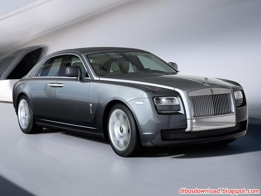 2009 Rolls Royce Ghost 1