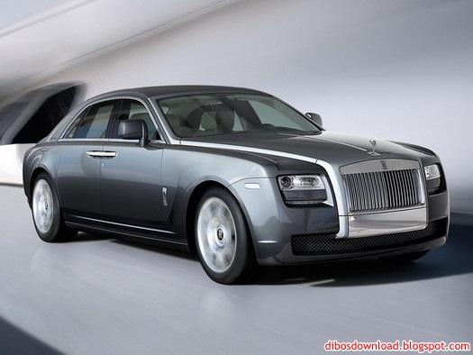 2009 Rolls Royce Ghost 1