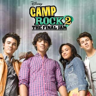 Demi Lovato - Camp Rock 2 - Can't Back Down