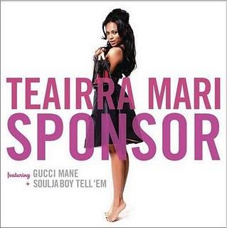 Teairra Mari Ft. Soulja Boy, Gucci Mane - Sponsor