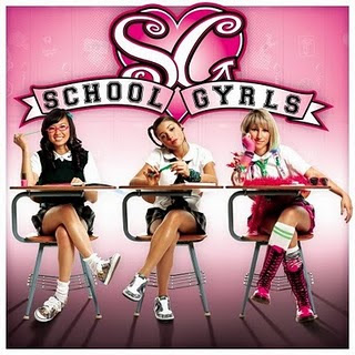 School Gyrls Ft. Mariah Carey - Get Like Me