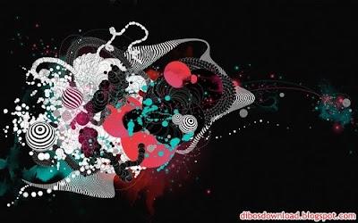 Widescreen Abstrack