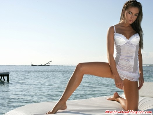 super hot lingerie model 2