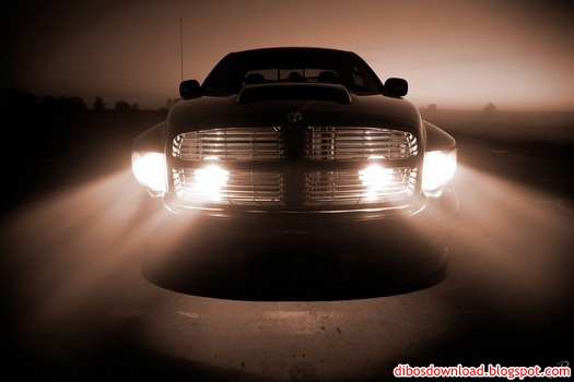 dodge truck headlights