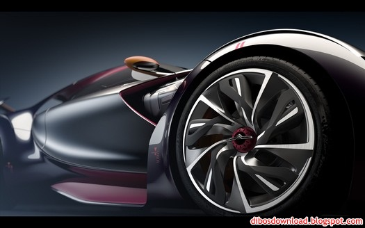 prototype desing car