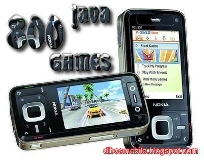 The best and most popular games in JAVA for your phone. Year: 2009