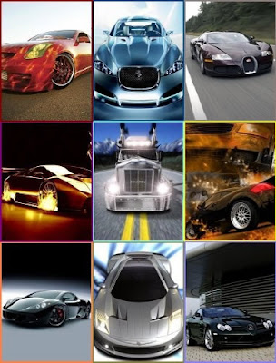 Cars Animated Mobile Phone 240x320 Wallpaper