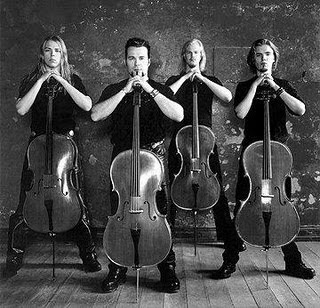 Apocalyptica Ft. Gavin Rossdale - End Of Me