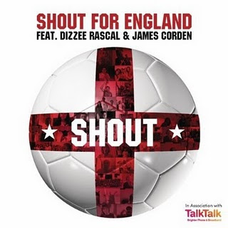 Shout For England - Shout