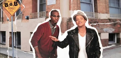 Bruno Mars Ft. B.o.B. & Cee-Lo - The Other Side