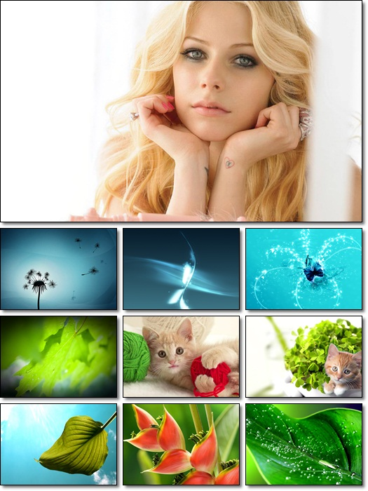 Full HD Mixed Wallpapers Pack 84 by Smpx