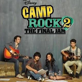 Camp Rock 2 - Tear It Down