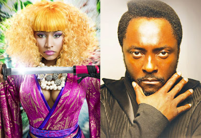 Nicki Minaj Ft. Will.I.Am - Check It Out