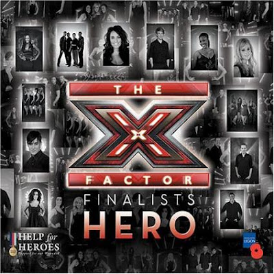 X Factor Finalists - Heroes