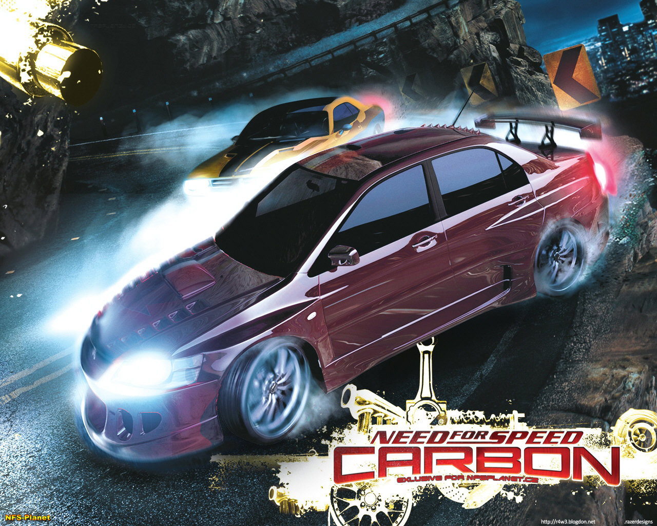 Need for Speed HD & Widescreen Wallpaper 0.890713668785015