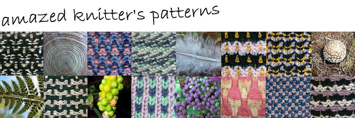 amazed knitter's patterns