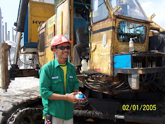 Monthly Piling Machine Inspection (2005)