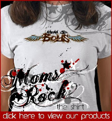 Moms Rock The Shirt