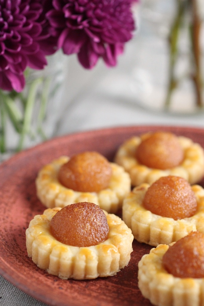 Pineapple Tarts & Butter Cookies by Joyce of Chunky Cooky