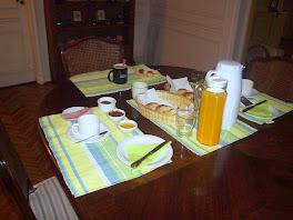Breakfast is ready =)