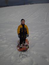 Logan Sleding 2007