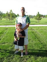 Logan and Dad