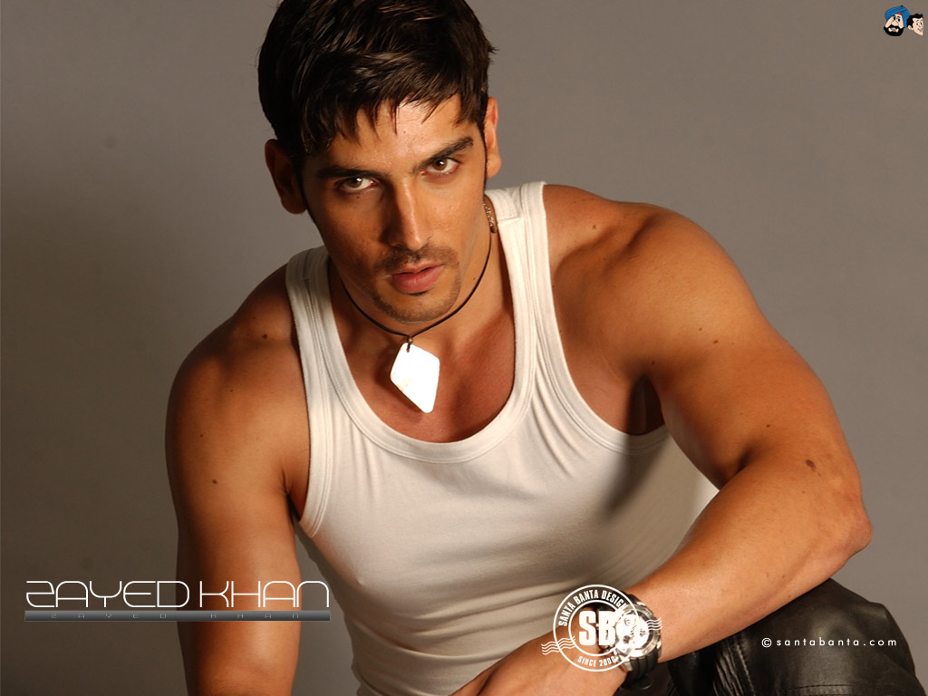 Zayed Khan - Photo Set