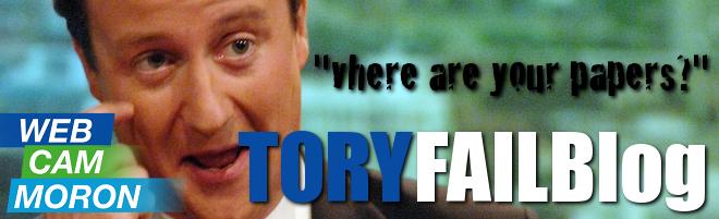 Tory FAIL