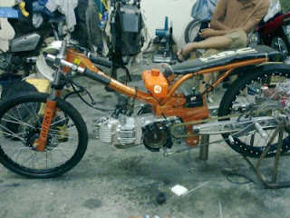 Honda EX5 Dream Modified