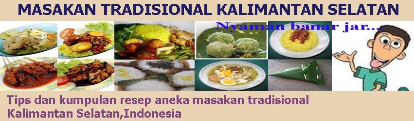 Masakan Tradisional Kalimantan Selatan