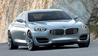 Muskuraht: 2007 BMW Concept CS