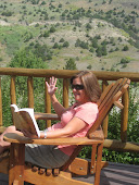 Reading in the Mountains!!!!