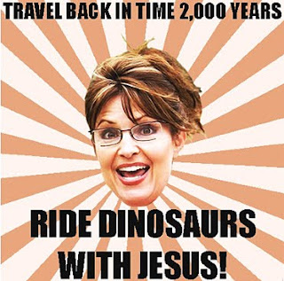 palin dinosaurs